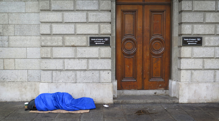 Dublin - Homeless