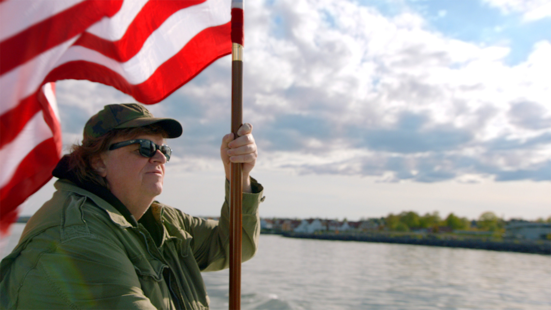 Michael Moore writes, directs and stars in Where To Invade Next.