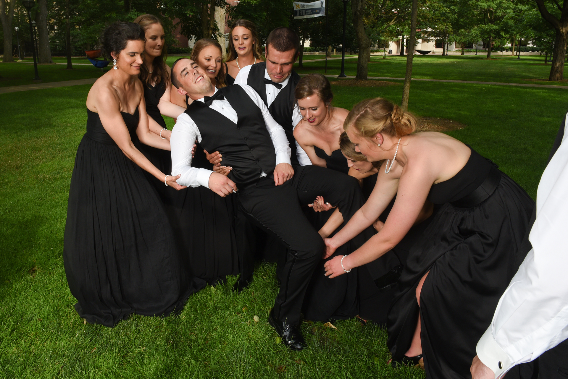 University of Michigan Union wedding Ann Arbor the diag